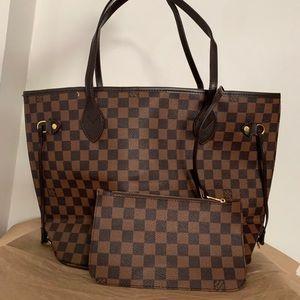 Tote Bag Black MM Size